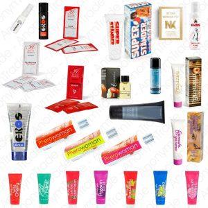 Lubricantes/Cremas/Perfumes